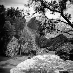 McWay Falls, Big Sur, CA, photo by © Oliver Tollison