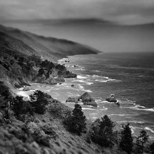 Big Sur fine art photography, © Oliver Tollison