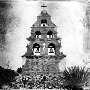 old mission in California